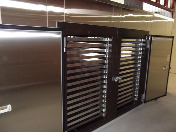 コンパクト簡易型低温乾燥庫