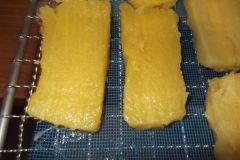 農産加工品 干し芋乾燥テスト